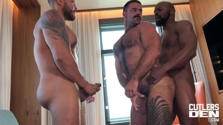 Cutler X, Viktor Rom & Teddy Torres