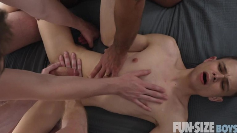 Austin Young, Cole Blue, Legrand Wolf & Brian Adams