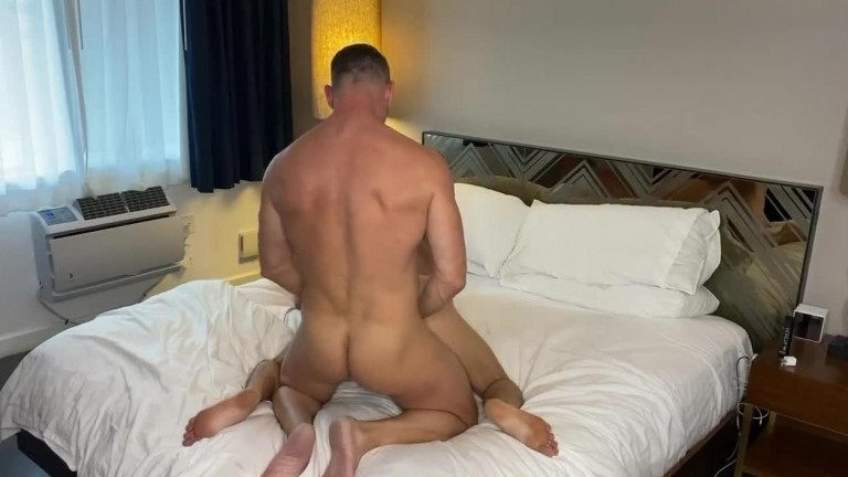 Big Dick Muscle Stepdaddy Breeds Me