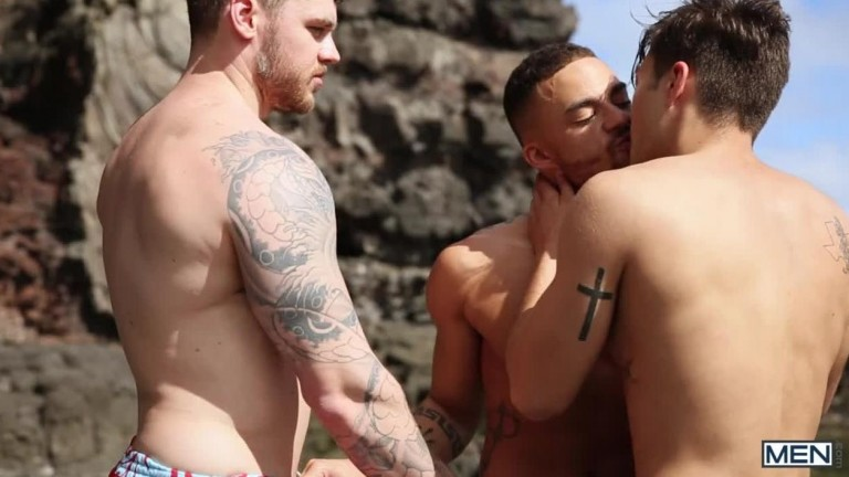 Beaux Banks, Matthew Camp & Angel Rivera