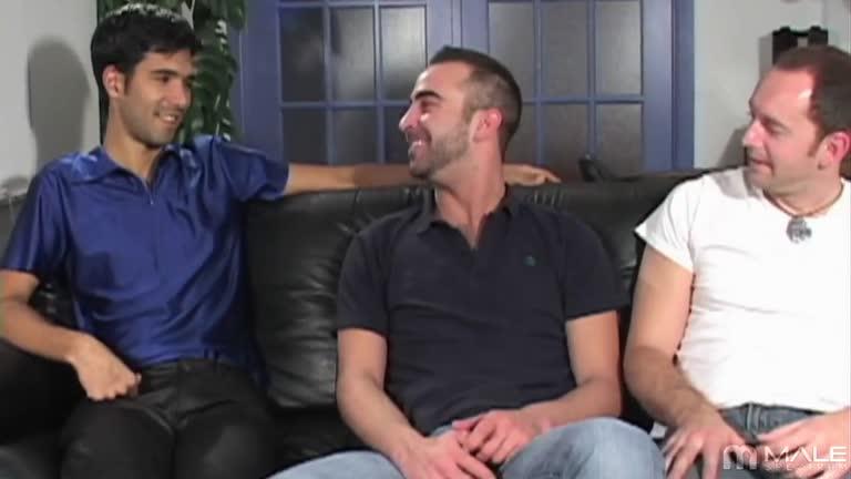 Luc, James & Enrique