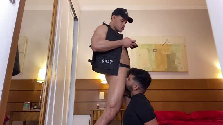 Rico Marlon e Marcos Goiano