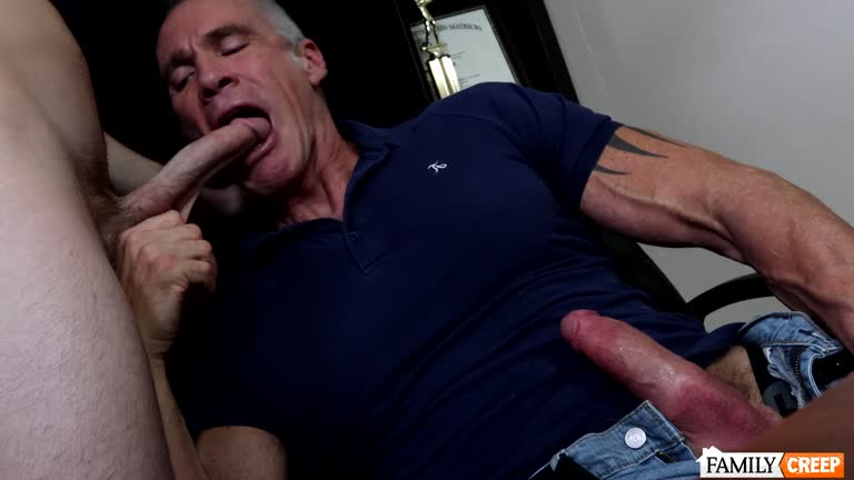 The Principal's Office Part 1 - My Stepdad Is Gay - Alex Meyer & Dallas Steele