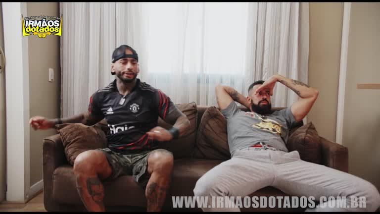 1 Sobrinho E 2 Tios - Breno, Jean Carlos & Gabriel Martins