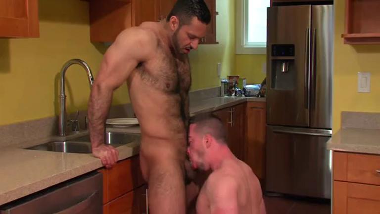 Scott Hunter e Adam Champ