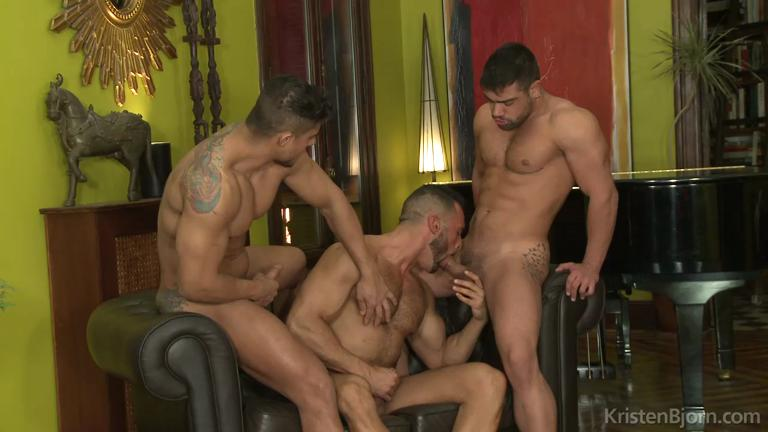 Diego, Wagner e Denis
