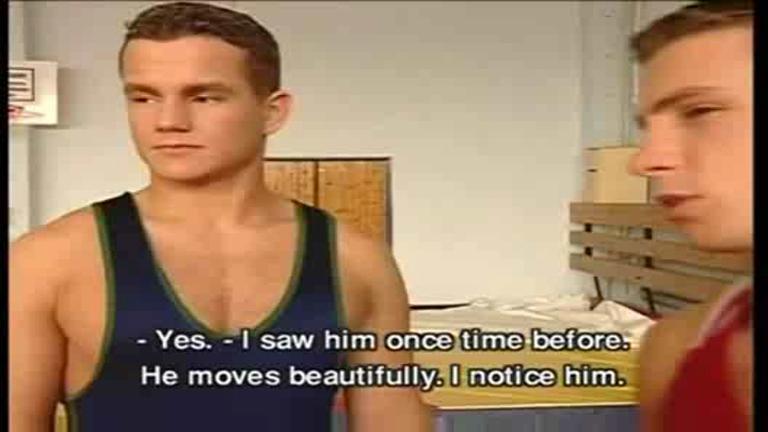 O segredo dos lutadores