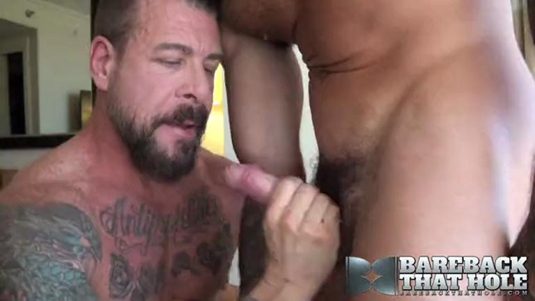 Rocco Steele e Sean Duran