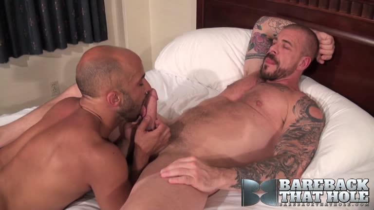 Rocco Steele destruindo o rabo do Igor Lucas