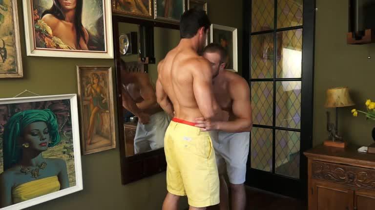 Patrick Dunne e Romeo Alfonso