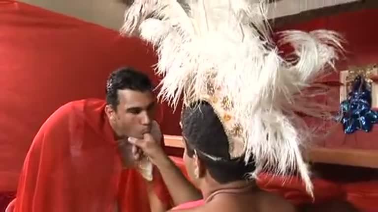 Brazilian Bareback Carnaval