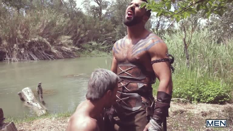Gay Of Thrones part 01 – Abraham Al Malek e Toby Dutch