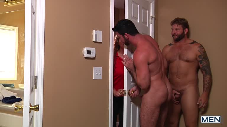 Stealth Fuckers Part 01 (Billy Santoro e Colby Jansen)