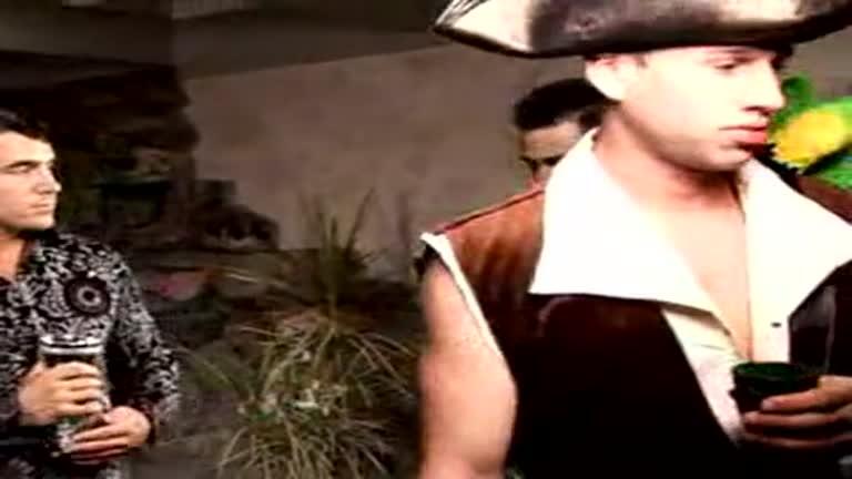 Chris Rockway Threesome