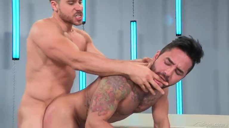 Gostoso tatuados (Bruno Bernal e Fabio Acconi)