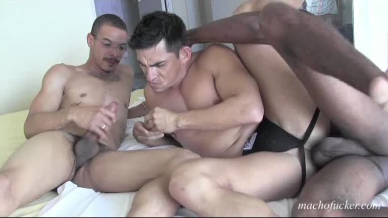 MachoFucker - Mav & The Rude Boyz