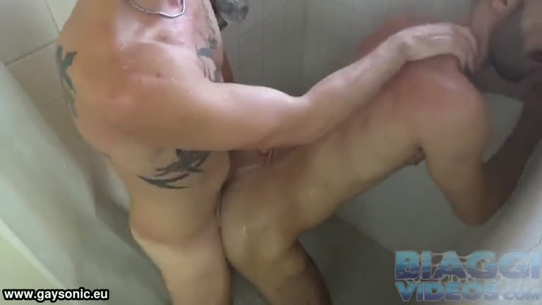 Pauzudo metendo no banheiro (Alejandro Dumas e Justin Case)