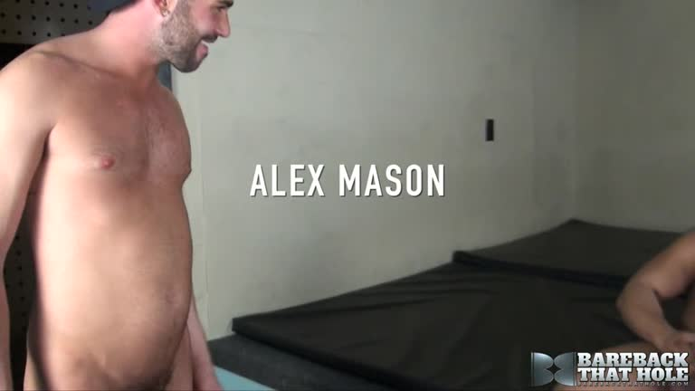 BarebackThatHole - Alex Mason & Ray Diesel