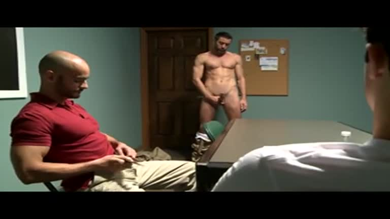 Interrogatório com pai e filho