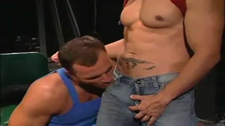 Rafael Alencar comendo o bundudo Beau