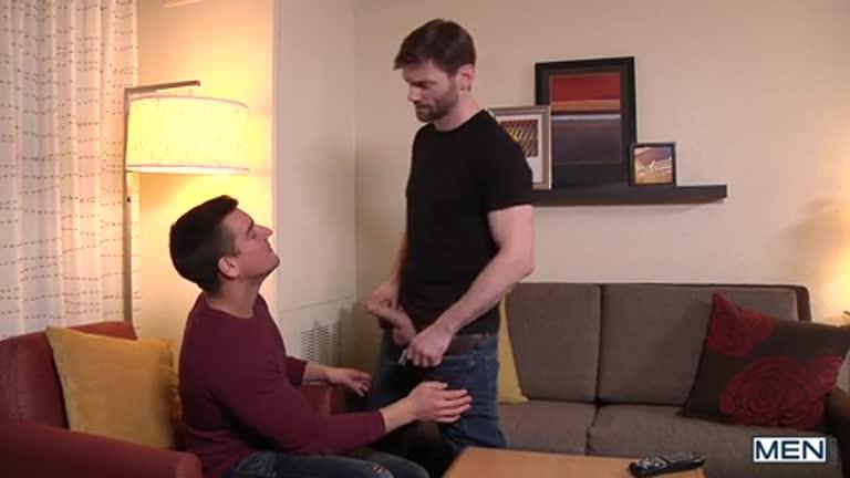 Jordan Boss  se fingindo  de mulher para fuder com o Dennis West