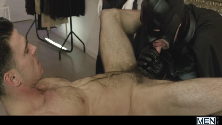 Batman V Superman : A Gay XXX Parody Part 2 – Paddy O'Brian, Trenton Ducati