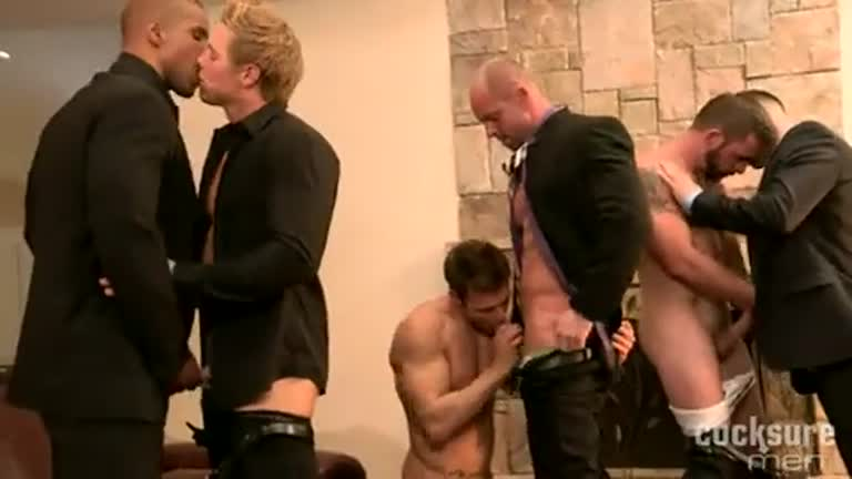 Brady Jansen, Kevin Crows, Morgan Black, Mitch Vaughn, Robert Axel & Guy Jones - Part 1
