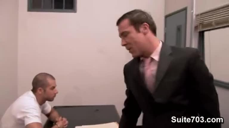 Meu advogado me comeu