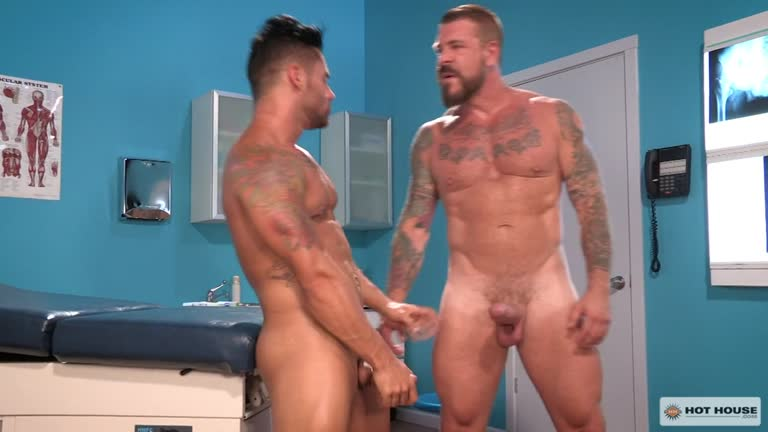 Rocco Steele fode Bruno Bernal