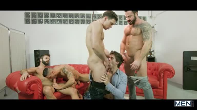 O Garoto  Perdido – Parte 03 (Paddy O'Brian, Hector De Silva, Jessy Ares, Klein Kerr e Will Braun)