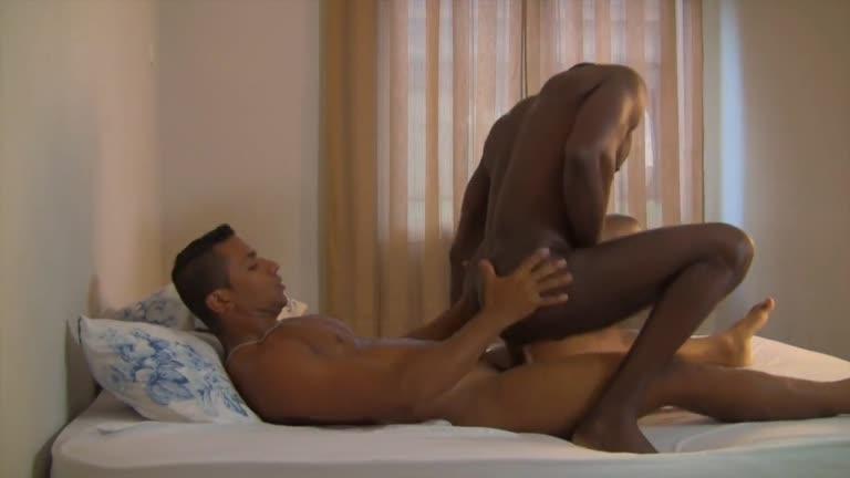 Marcelo Mastro and Dan Black (Bareback)