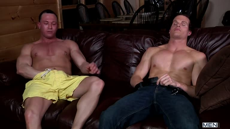 Aaron's First Time – Aaron Anderson, Liam Rosso