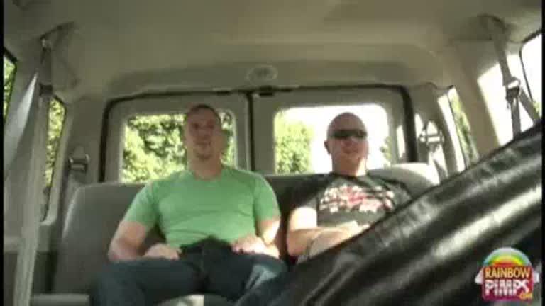 Machos da Van com Tom Moore