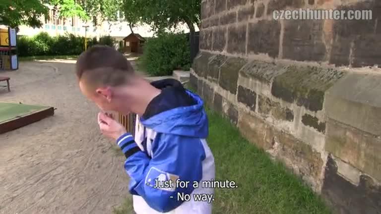 Caçador Tcheco 100