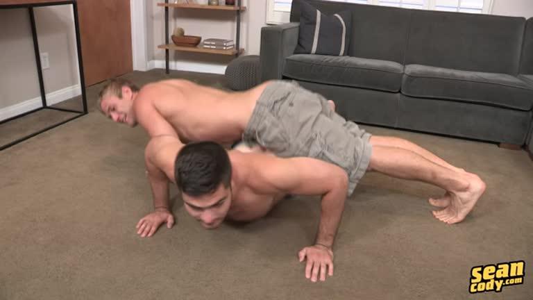Fodendo o loiro safado (Tanner e Blake)