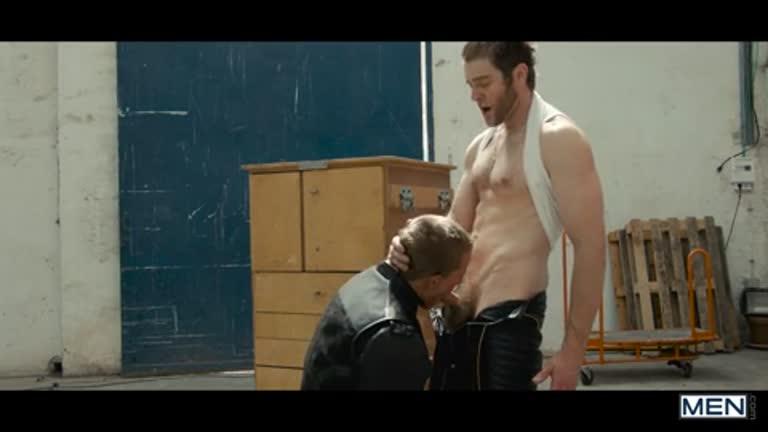 X-Men - Wolverine  parte 03 (Colby Keller e Landon Mycles)