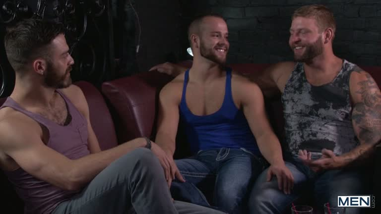 Love Gun - Part I - (Colby Jansen, Luke Adams and Tommy Defendi)