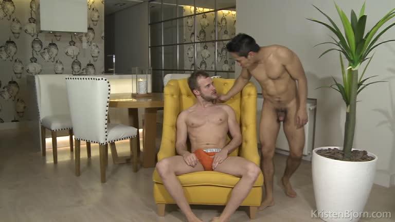 Malek Tobias e Ricky Ibanez