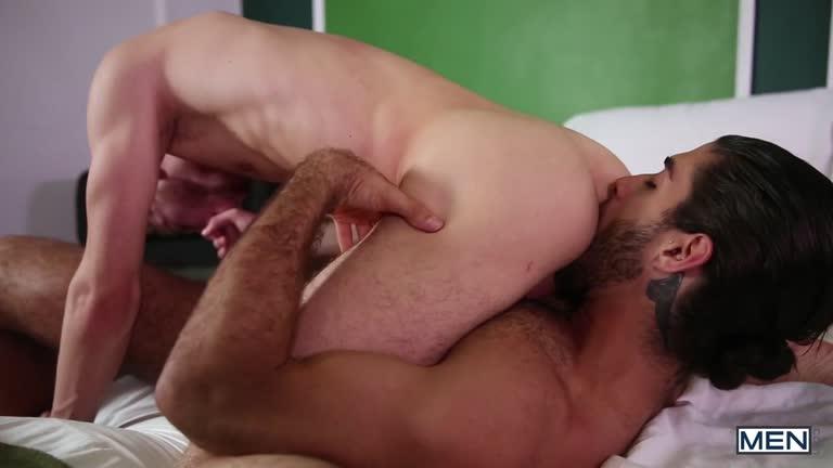 Diego Sans e Seth Stark