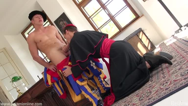 Scandal in the Vatican 2, Episode 4