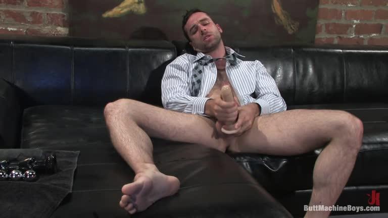 Relaxando depois do serviço
