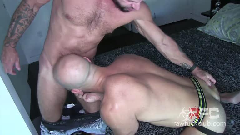 RawFuckClub - Adam Russo & Tex Davidson