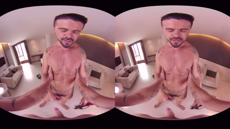VIRTUAL REALITY - Tough Blowjob