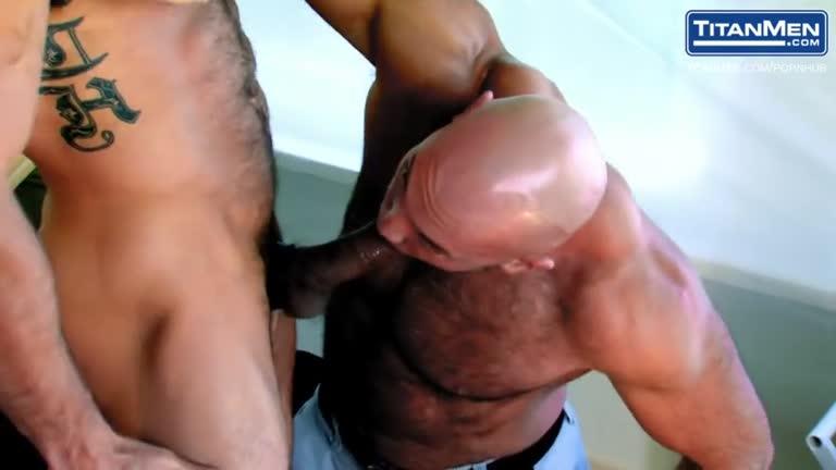 Rogan Richards Em: Acabei com o Cuzinho do Machão Musculoso!!
