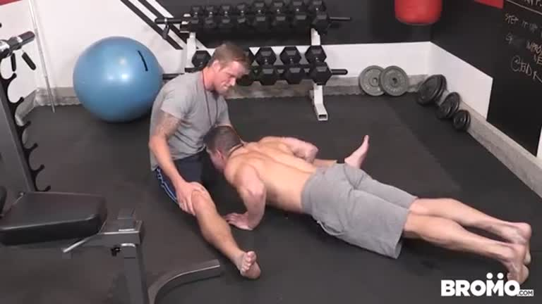 Personal Trainer Safadinho 2