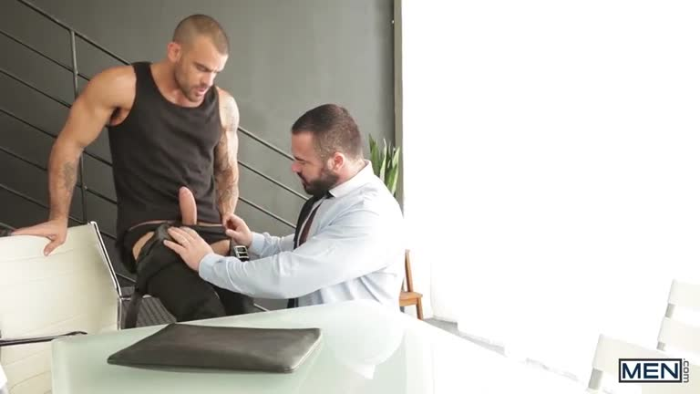 Executive Brothel Part 1 - Damien Crosse and Jessy Ares