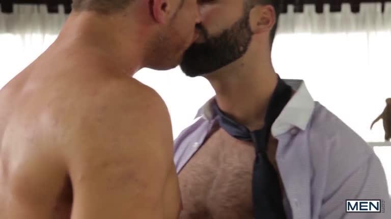 Executive Brothel Part 2 - Abraham Al Malek and Logan Moore
