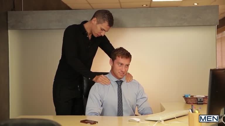 Executive Brothel Part 3 - Connor Maguire and Paul Walker