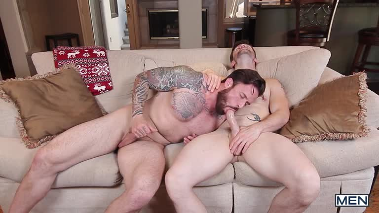 Ghosts Of Christmas A Gay XXX Parody Part 3