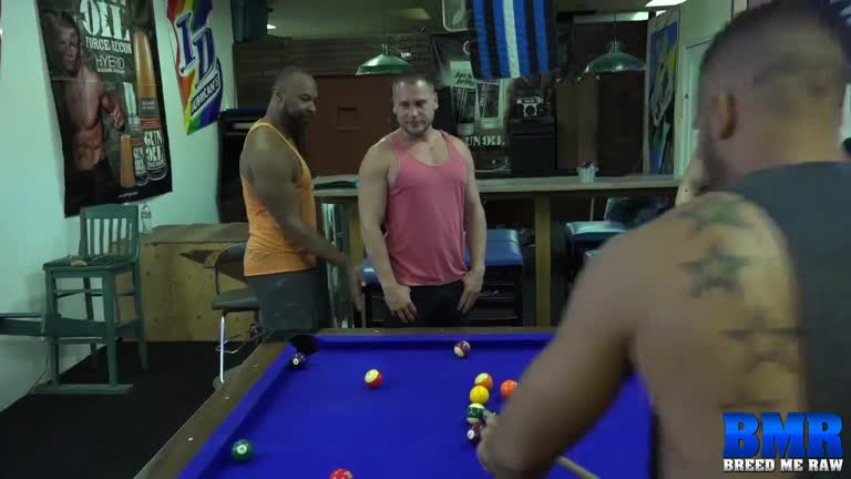 BreedMeRaw - Ray Diesel, Hans Berlin, Trey Turner & Brian Bonds (Parte 1)